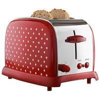 Kitchen Originals Polka Dot Toaster
