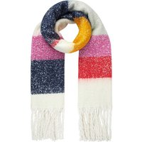 Accessorize Fulham Fluffy Stripe Scarf