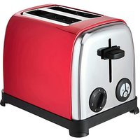 2 Slice Red Toaster