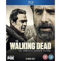 Walking Dead Season 7 Bluray