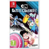 Cartoon Network Battle Crashers Switch