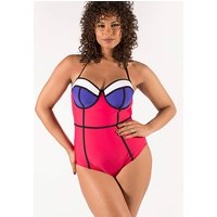 Simply Yours Colour Block Swimsuit