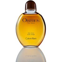 CK Obsession For Men 125ml Aftershave.