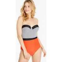 Simply Yours Print Panel swimsuit