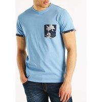 Firetrap Aiden T-Shirt Long