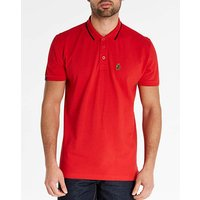 Luke Sport Red Mead Polo R