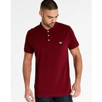 Weekend Offender Maroon S/S Polo R
