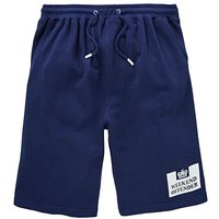 Weekend Offender Navy Jog Shorts