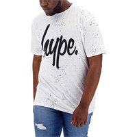 Hype Paint Splatter T-Shirt Long
