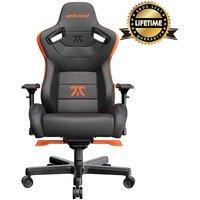 andaseaT Fnatic Edition Black & Orange