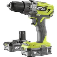 Ryobi ONE+ 2Ah Drill with 2 Batteries.