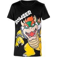 'Super Mario Bros. Bowser Kid's T-shirt