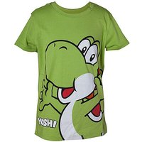 'Super Mario Bros Big Yoshi Kid's T-shirt