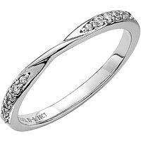 18 Carat Gold Phaedra Diamond Ring