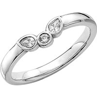 18 Carat Gold Claras Diamond Ring