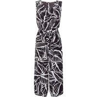Lovedrobe Tropical Printed Jumpsuit