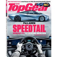 Image of BBC Top Gear Magazine Subscription