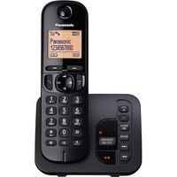 Panasonic KX-TGC220EB Single Telephone.