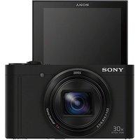 Sony Cyber-Shot DSC-WX500B Camera.