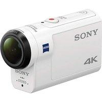 Sony FDR-X3000 4K Action Camera.
