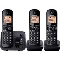 Panasonic KX-TGC223EB Triple Telephone.