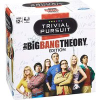 Trivial Pursuit - The Big Bang Theory.