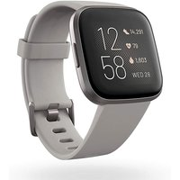 Fitbit Versa 2 Stone/Mist Grey Aluminium