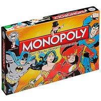 Monopoly - DC Comics Retro.