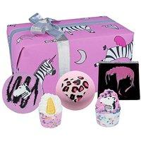 Bath Bomb Zebra Crossing Gift Set.