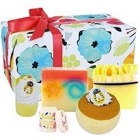Bath Bomb Bee-autiful Gift Set.