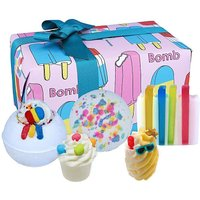 Bath Bomb Anything is Popsickle Gift Set.