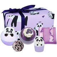 Bath Bomb Panda Yourself Gift Set.