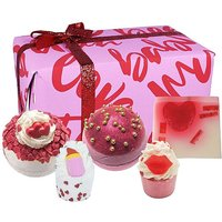 Bath Bomb Date Night Gift Set.