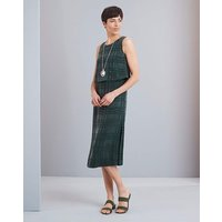 Concept Check Jaquard Cupro Blend Dress