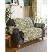 William Morris Lily Furniture Covers.