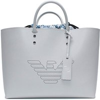 Emporio Armani Recycled Leather Shopper