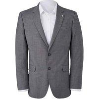 Burton Textured Suit Jacket Reg