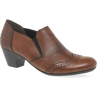 Rieker Gabby Womens High Cut Court Shoes