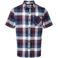 Tog24 Haltby Mens Check Shirt