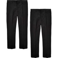 Older Boys Pack of Two Slim Fit Trousers