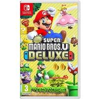 New Super Mario Bros U Deluxe - Switch