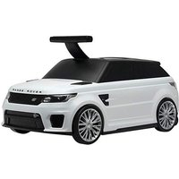 Image of Range Rover Ride-On Suitcase - White