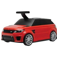 Image of Range Rover Ride-On Suitcase - Red