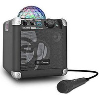 iDance Sing Cube BC10 Karaoke System