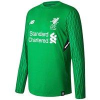 'New Balance Liverpool Boys Home Jersey