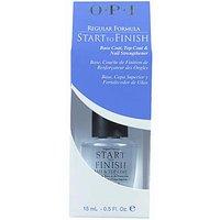 OPI Treatments Start to Finish 15ml