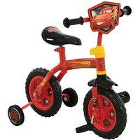 Disney Cars 2in1 10 Training Bike