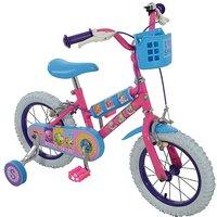 Shopkins 14inch Bike with 6 Shopkins