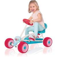 Image of Hauck Pink Mini Go Kart
