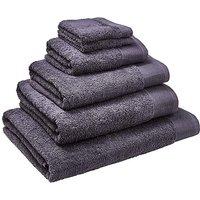 Egyptian Cotton Towel Range- Anthracite